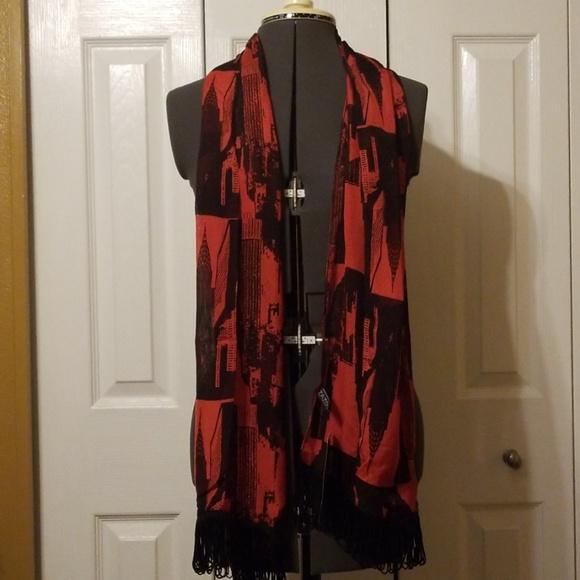 Zazou Accessories - NEW rayon scarf